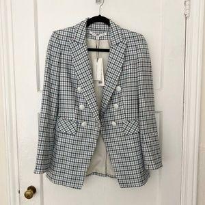 Veronica Beard Moroso oversized dickey blazer sz 0